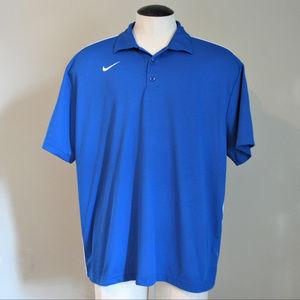 Nike DRI-FIT Men's Sports Short Sleeve Polo Shirt